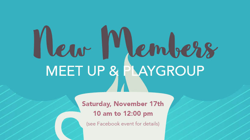 Fall New Members Event