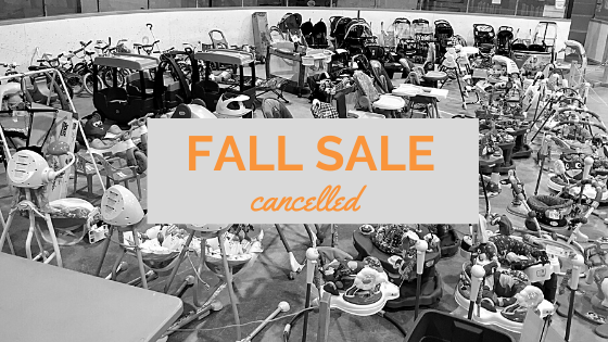 Fall Sale Update